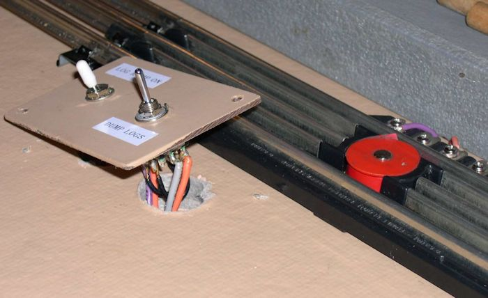 Toy Train Layout Wiring